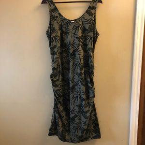 Maternity Dress XL Midi